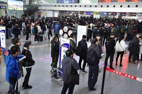 2018年春运济南机场服务进出港旅客190.5万人次