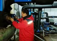 准备好了!潍坊热企增压提温对抗寒潮天气