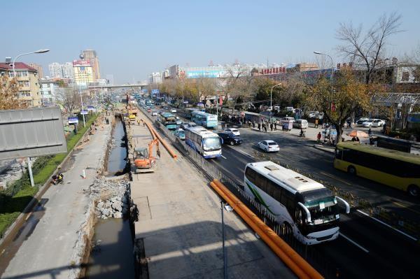 济南5条道路同时开工 最晚年底通车 绕行路线请收好