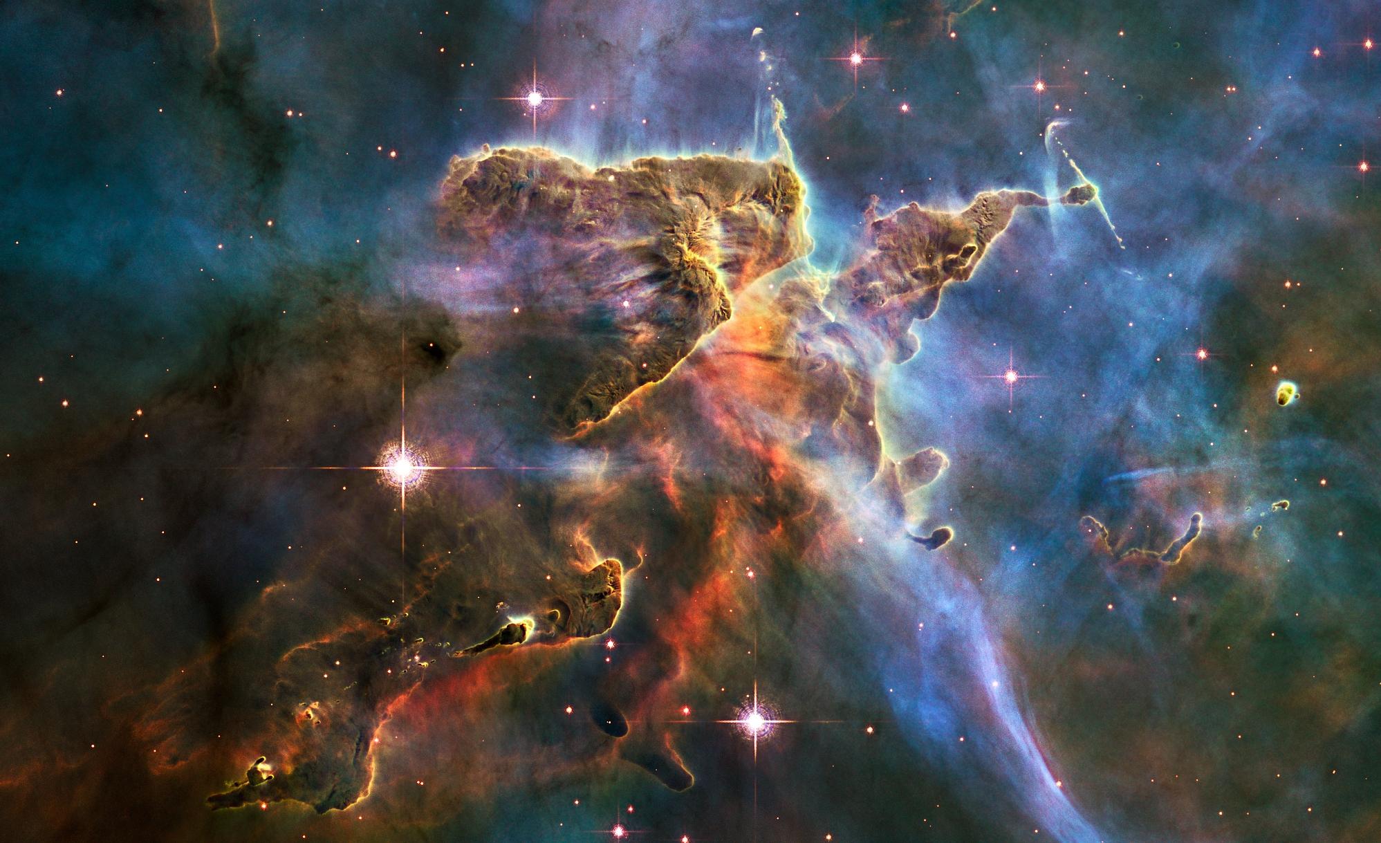 霍金说记得抬头仰望星辰! 送你最美的宇宙星空