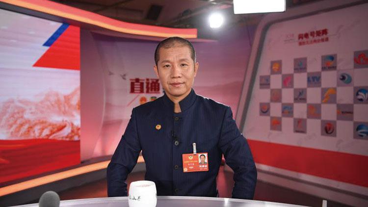 两会大家谈(32)洪卫国:以太极拳为载体 向世界传播好中华文化