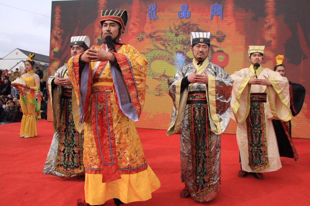 500岁青岛田横祭海节擂鼓开幕  4月6日还有原味祭海仪式
