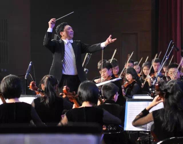 山东省青少年爱乐乐团18日19:30在济南演出