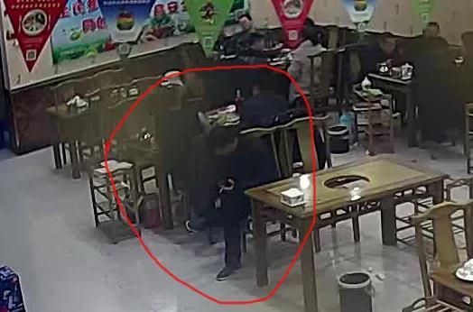 """茌平警方破获系列扒窃饭店钱包案 """"餐厅幽灵""""被刑拘"""