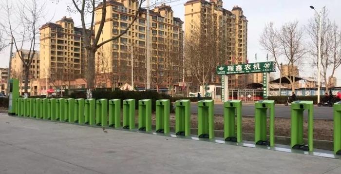 临清公共自行车即将正式运营 投放1000辆设站点40个