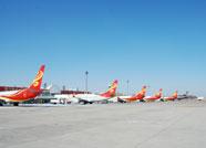 潍坊机场3月25日起执行夏秋航班时刻表