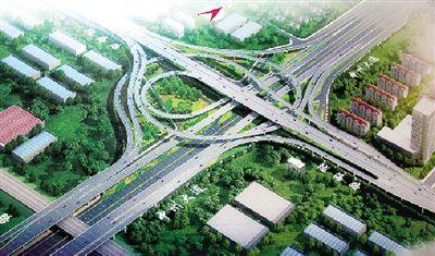 S29滨莱高速桓台北互通立交选址确定 长6.96公里