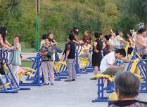 山东:全民健身将晒成绩单 农村健身广场覆盖率列为政府考核指标