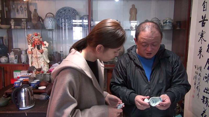 济南:古瓷残片书写历史文化 匠人坚守成就非遗传承