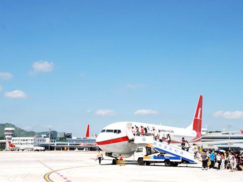 2018年烟台机场旅客吞吐量预计将达850万人