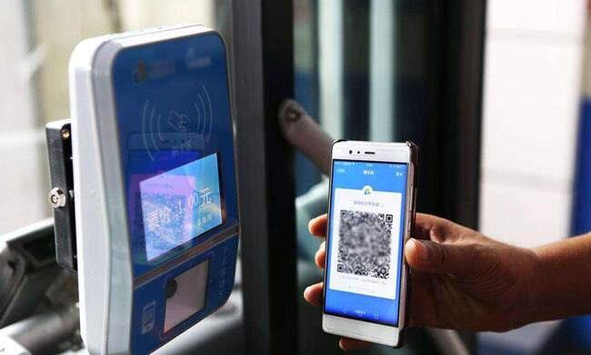 菏泽城区8条公交线路已实现手机扫码支付 4月中旬前全覆盖