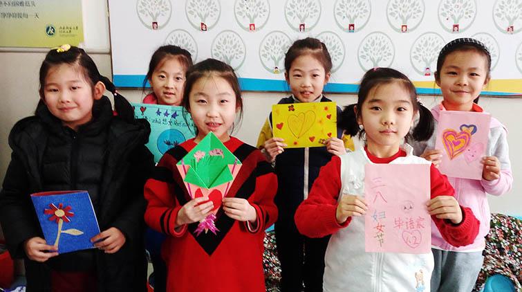 学雷锋日、三八妇女节、植树节……看看三月份孩子们都干了啥?