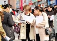 """潍坊:""""春风行动""""吹进了俺社区 1200多个岗位送上门"""