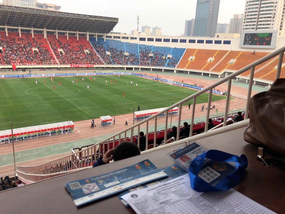 U23赛场对战叙利亚 鲁能4名国脚挺抢眼