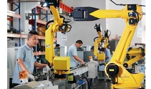 山东2018年前两个月工业机器人产量翻番 供给侧改革提质增效