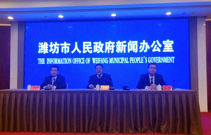 潍坊市连续两年位居中国法治政府建设评估前十名