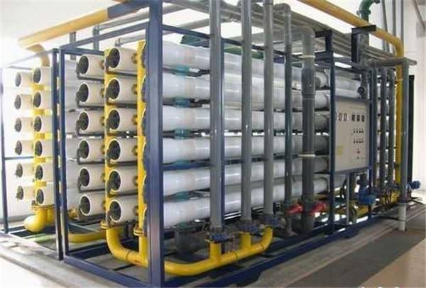 山东2018年前两个月水质污染防治设备产量增长8成