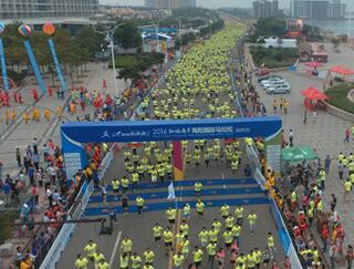 2018仙境海岸·海阳国际马拉松将于4月1日开启报名