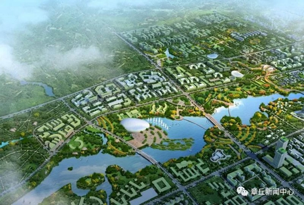 锦绣章丘:深入实施四大提升 山泉河湖城全面开花