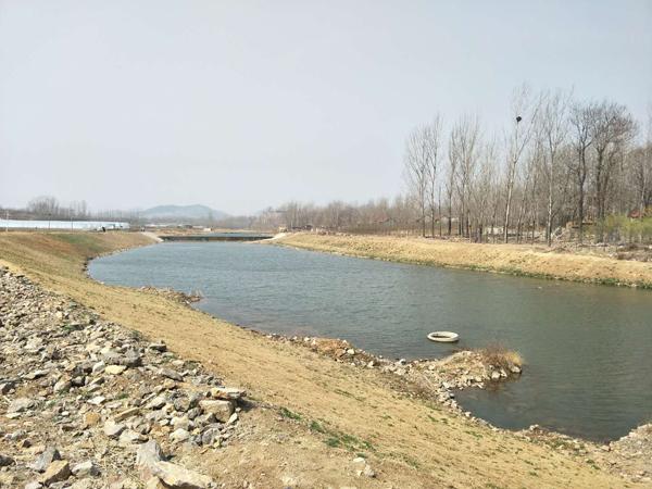 河流生机重新焕发 三级河长制守护沂源绿水青山