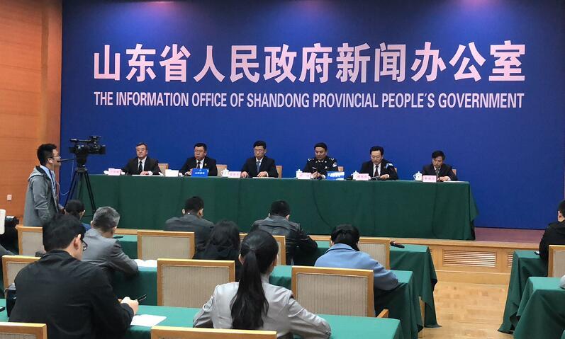 2017年山东公安机关查处各类袭警侵权案事件1247起