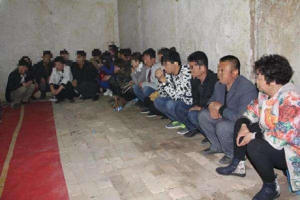 菏泽警方成功打掉一开设赌场、聚众赌博犯罪团伙