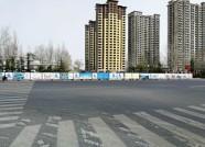 """潍坊和平路""""北通""""工程恢复施工 道路不通仍需绕行"""