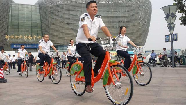 好消息!4月1日起茌平公共自行车再增20个站点(附站点分布)