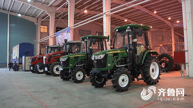 山东下达近17亿元农机补贴资金 最高补贴500万元