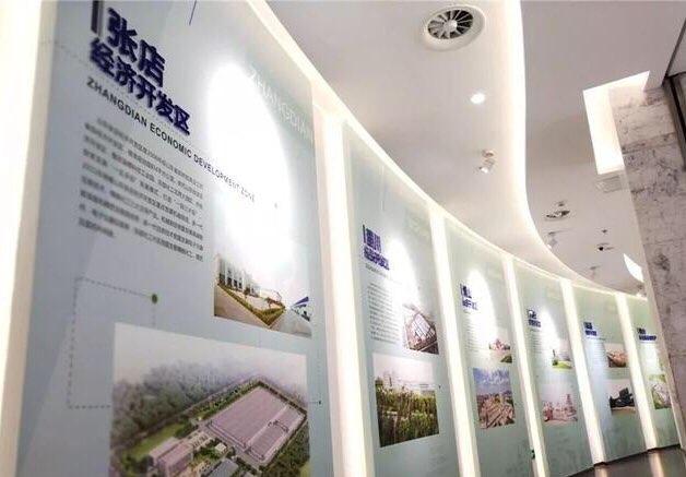 全方位展示城市建设发展!淄博市城乡展览馆正式开放