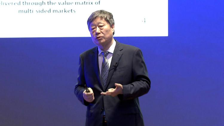 """弘扬企业家精神丨张瑞敏:自以为非,让""""人单合一""""成""""中国模式"""""""