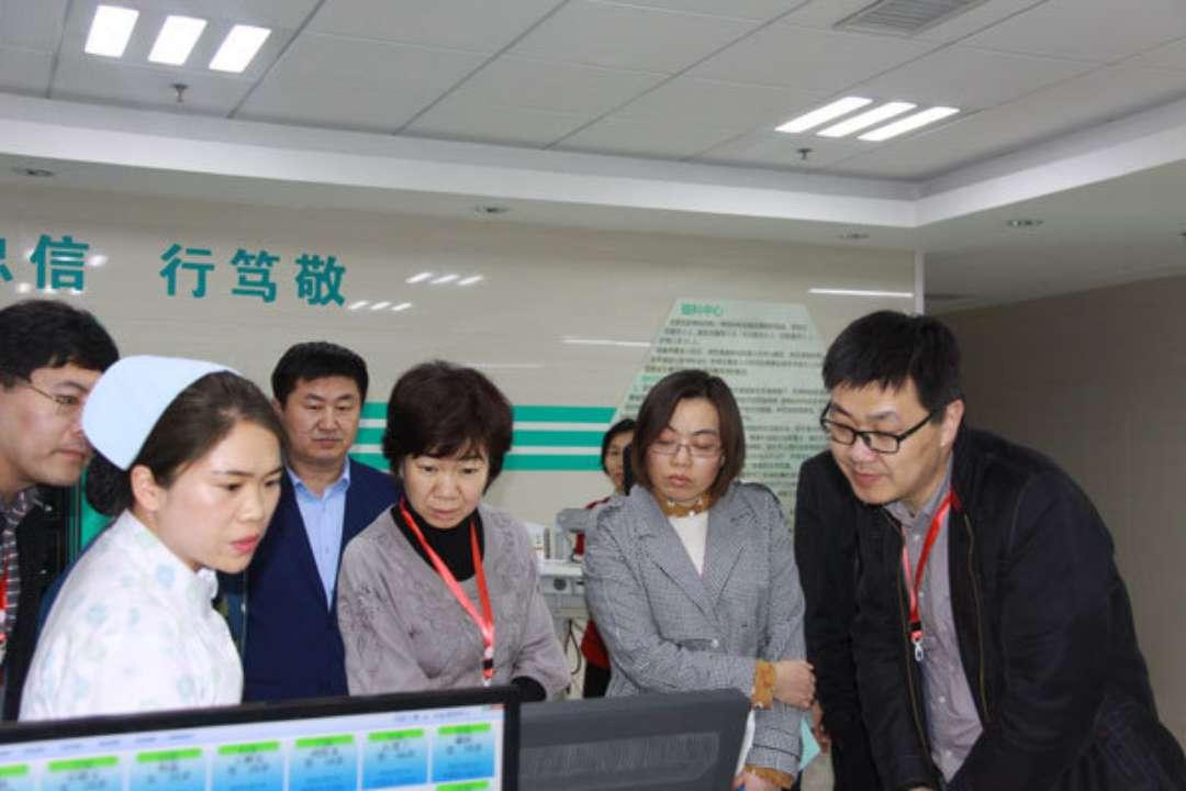 东营市全民健康信息平台通过国家级测评验收