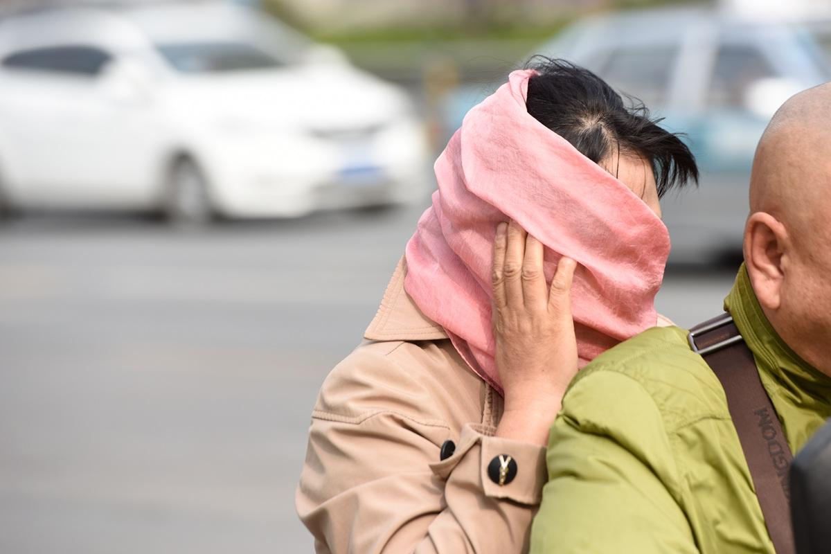 """乍暖还寒! 济南气温一夜""""变脸""""骤降16℃"""