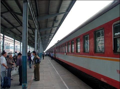 清明小长假期间临沂车务段加开北京-日照客车