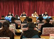 山东省召开全省深化移风易俗促进殡葬改革电视会议