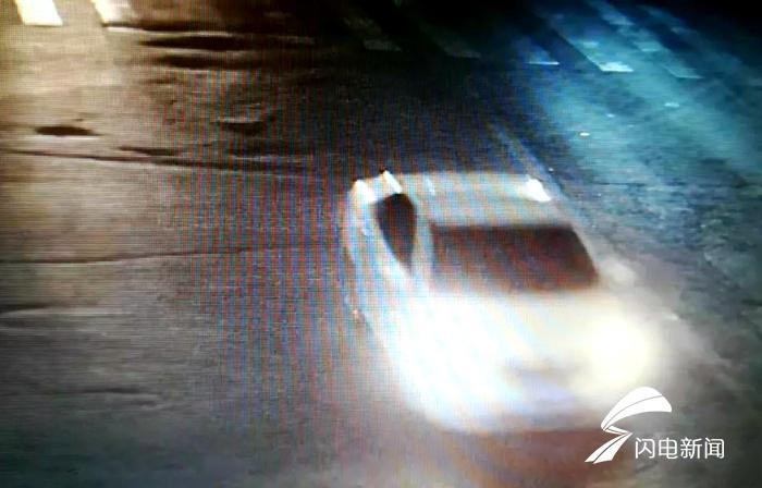 高唐一白色轿车撞人逃逸致一死两伤 肇事者已被警方控制