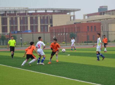 德州市高中男子足球联赛4月24日开赛 15支队伍上演争霸战