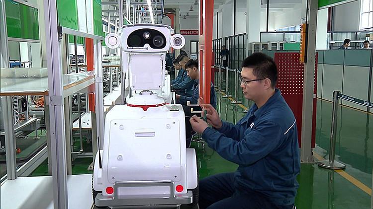 【在习近平新时代中国特色社会主义思想指引下--新时代新气象新作为】济南加快布局智能产业 助推经济高质量发展
