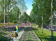美美美!岔河两侧外堤改造和德州科技公园项目公布