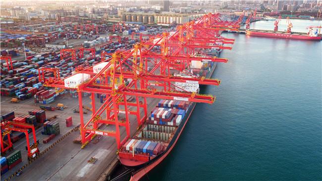 刷新生产记录56项!日照港一季度货物吞吐量9509万吨