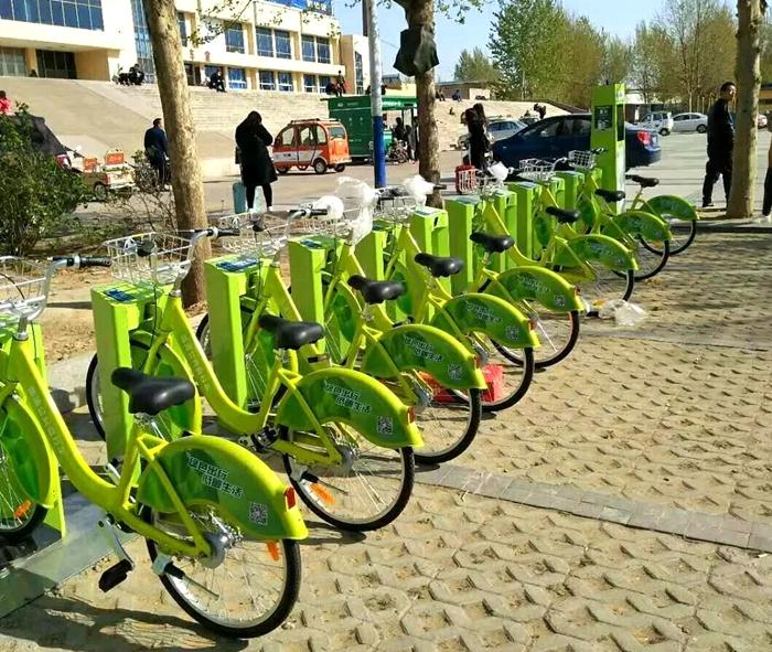 临清市公共自行车正式投入使用(附站点分布及使用攻略)