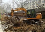 潍坊西园街改造施工将至6月底 提醒机动车及时绕行