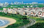 乳山滨海新区抓牢项目主线 推动转型升级