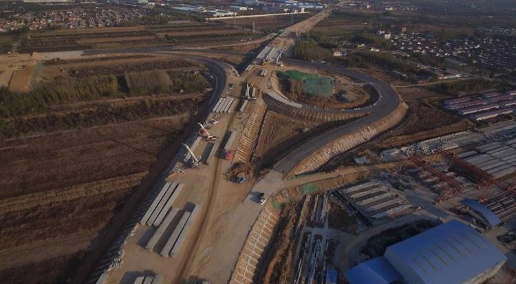 动能转换看落实丨建设提速,龙青高速将提前两个月通车