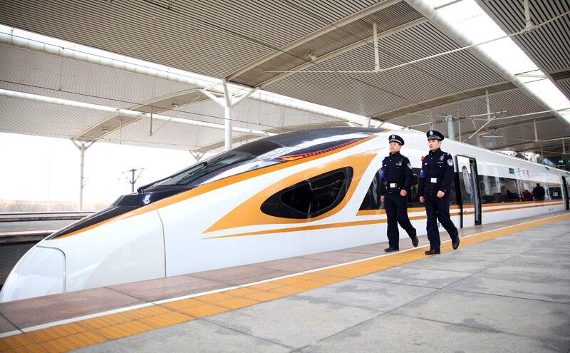 全国铁路今再调图 济南西站派出所确保工作顺利完成