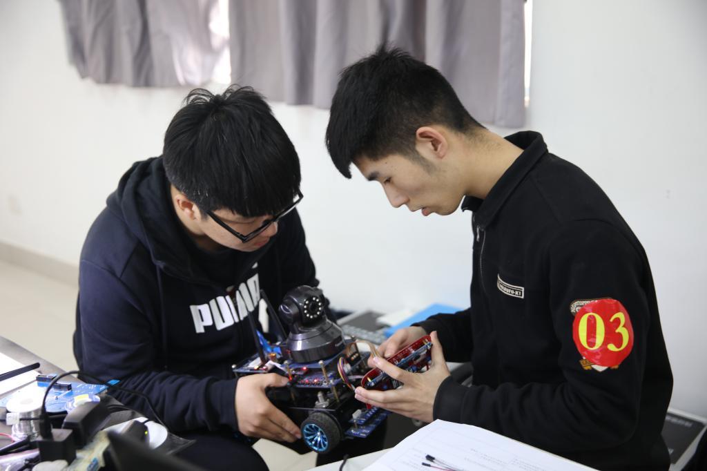 全国职业院校技能大赛两项省选拔赛在潍坊举行
