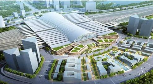 """济南新东站将叫""""济南东站""""!年底将和石济客专两用桥同步运营"""