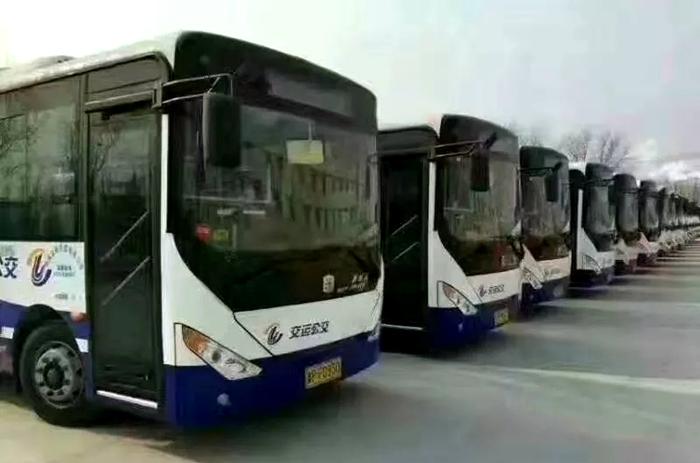 好消息!茌平至聊城城区公交双向线路开通 4月14日投入使用