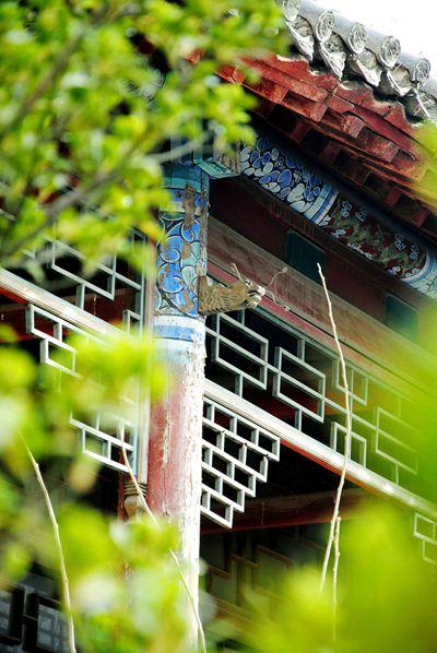济南一学校内藏千年古寺 曾为唐太宗行宫所在