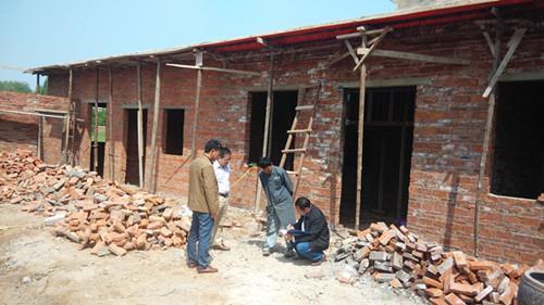 枣庄薛城危房改造实施114户 计划10月中旬完成